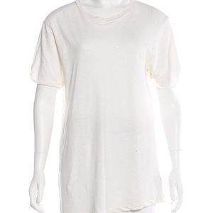 Current/Elliott Creme T, NEW